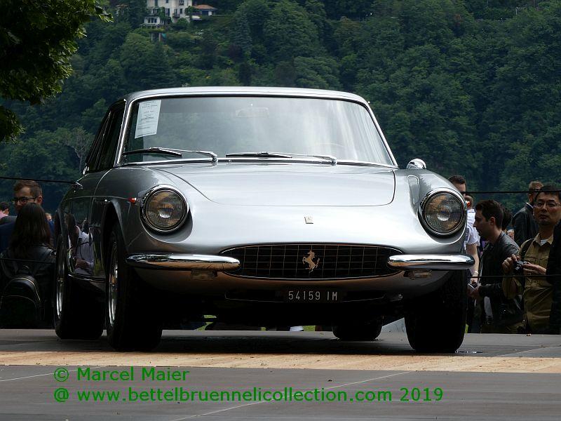 Ferrari 330 GTC 1966, by Pininfarina