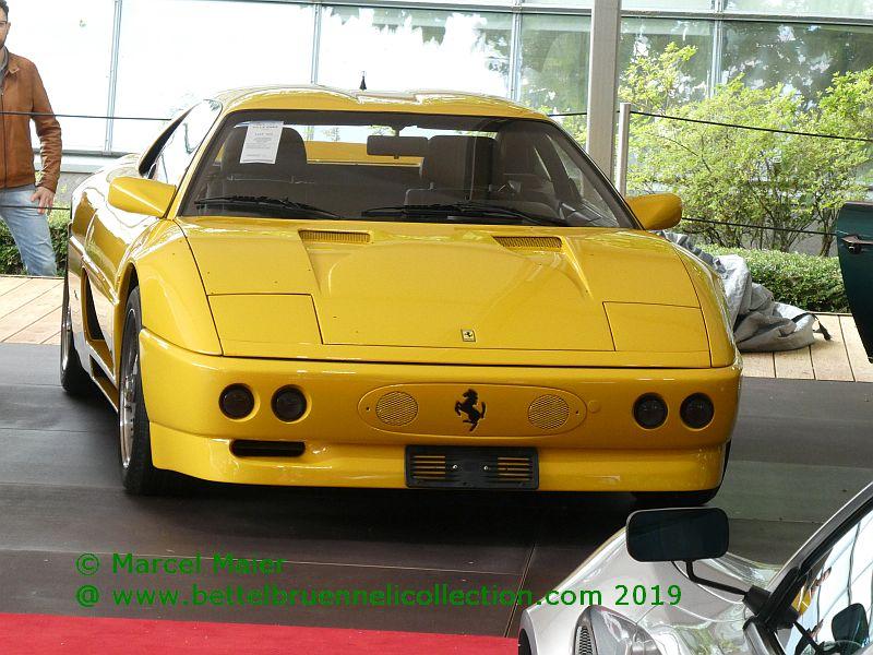 Ferrari 348 TB Elaborazione 1990, by Zagato