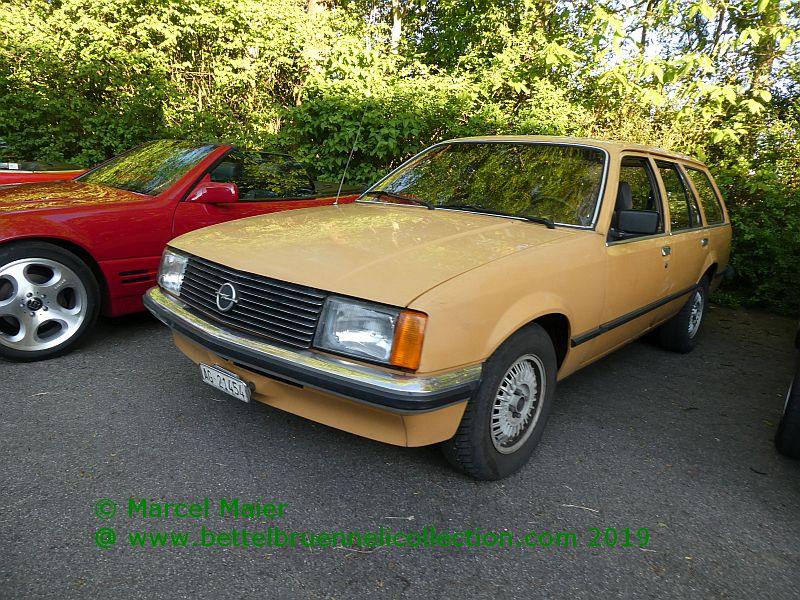 Opel Rekord Caravan (E2)