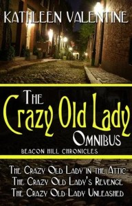 The Crazy Old Lady Omnibus by Kathleen Valentine