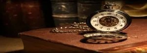 Previously Loved Treasures for FB event pocket watch