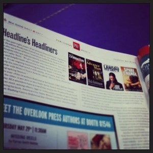 Article in PW at BEA