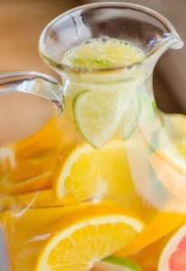 citrus sangrias