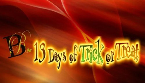 13 days of trick or treat