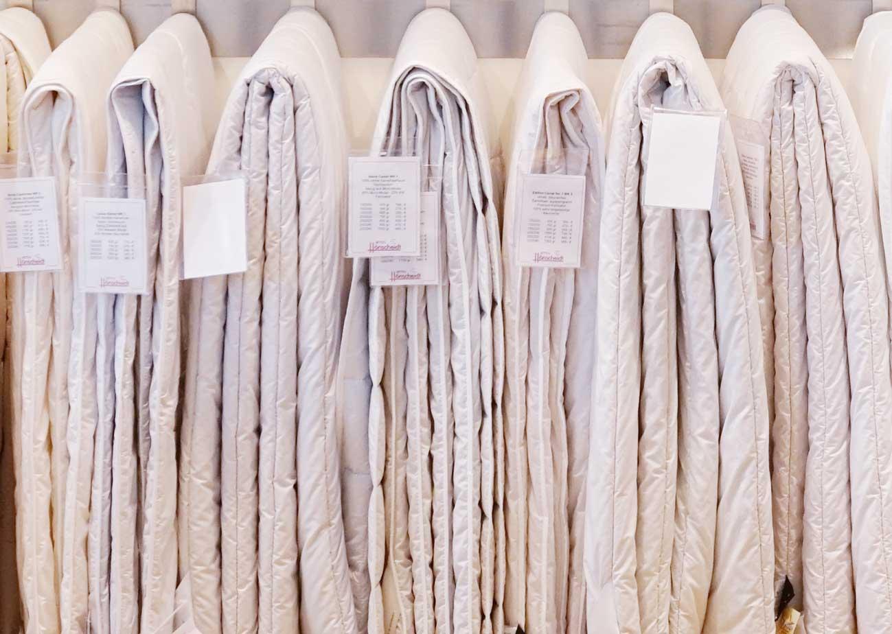 Betten Hoenscheidt Duesseldorf Decken