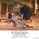 "Ashton's Audio Interview: The cast of ""The Sound of Murder"" at Theatre 40"