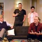 "Audio Interview: Bill Brochtrup - John Irvin on the ABC television drama NYPD Blue and the cast of ""Daniel's Husband"" at Fountain Theatre"