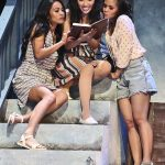 "Audio Interview: The cast of ""Mamma Mia!"" at The David Henry Hwang Theater"