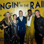 "Ashton's Audio Interview: The cast of ""Singin' In The Rain"" at La Mirada Theatre"