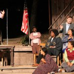 "Ashton's Audio Interview: The cast of ""Ibsen's An Enemy of the People"" at Theatricum Botanicum"