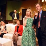 "Audio Interview: The cast of ""Renovations for Six"" at Theatre 40"