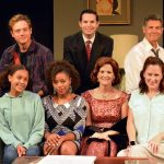 "Audio Interview: The cast of ""The Surveillance Trilogy"" at Theatre 40"