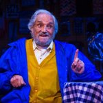"AUDIO INTERVIEW: TONY AWARD WINNER HAL LINDEN IN ""GRUMPY OLD MEN"" AT THE LA MIRADA THEATRE"