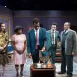 """Audio Interview: the cast of """"Eight Nights"""" at Antaeus"""