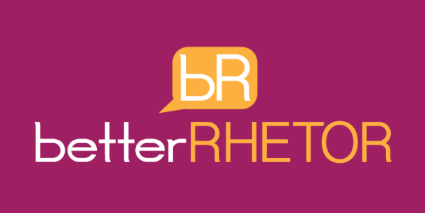 Logo for BetterRhetor - Resources for Student Success