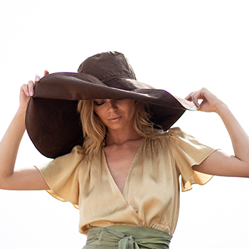 Mother's Day Gifts: Sun Hat, $199, Tres Nomad