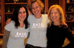 Larchmont, NY BA50 launch party