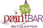 The Paint Bar Logo