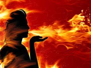 hot flash menopause