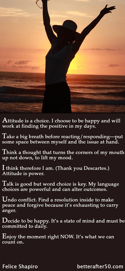 Resolutions - Attitude