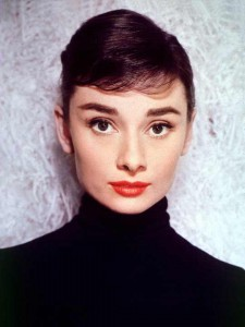 High Fashion - A Good Face And A Black Turtleneck