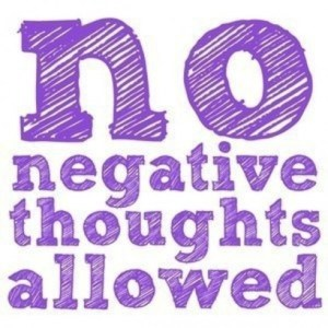 No-negative-thoughts