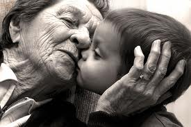 love of a grandmother