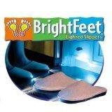 bright feet slippers