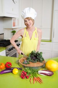 Ellen Dolgen -Cooking Healthy