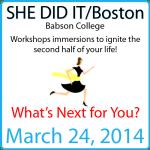 She Did It/Boston