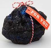 lump of coal for christmas
