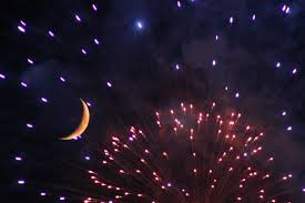 new moon on new years