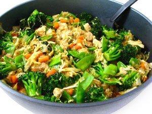 Skinny Kitchen Stir Fry
