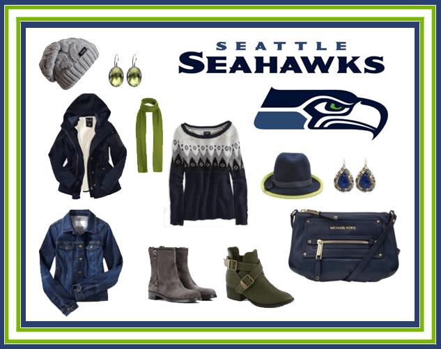 seahawks gal fashion