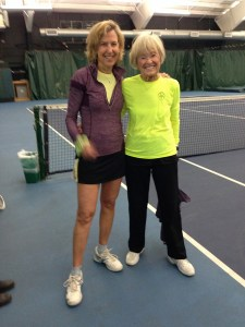 Staying fit in old age