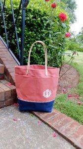Waxed Bag by Reigel