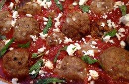 Suzanne Goin Meatballs