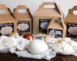 DIY cheesemaking kit