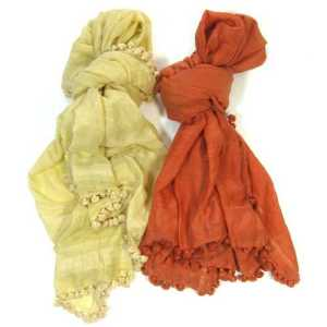 Matta Scarves, purchasing info available at mattany.com
