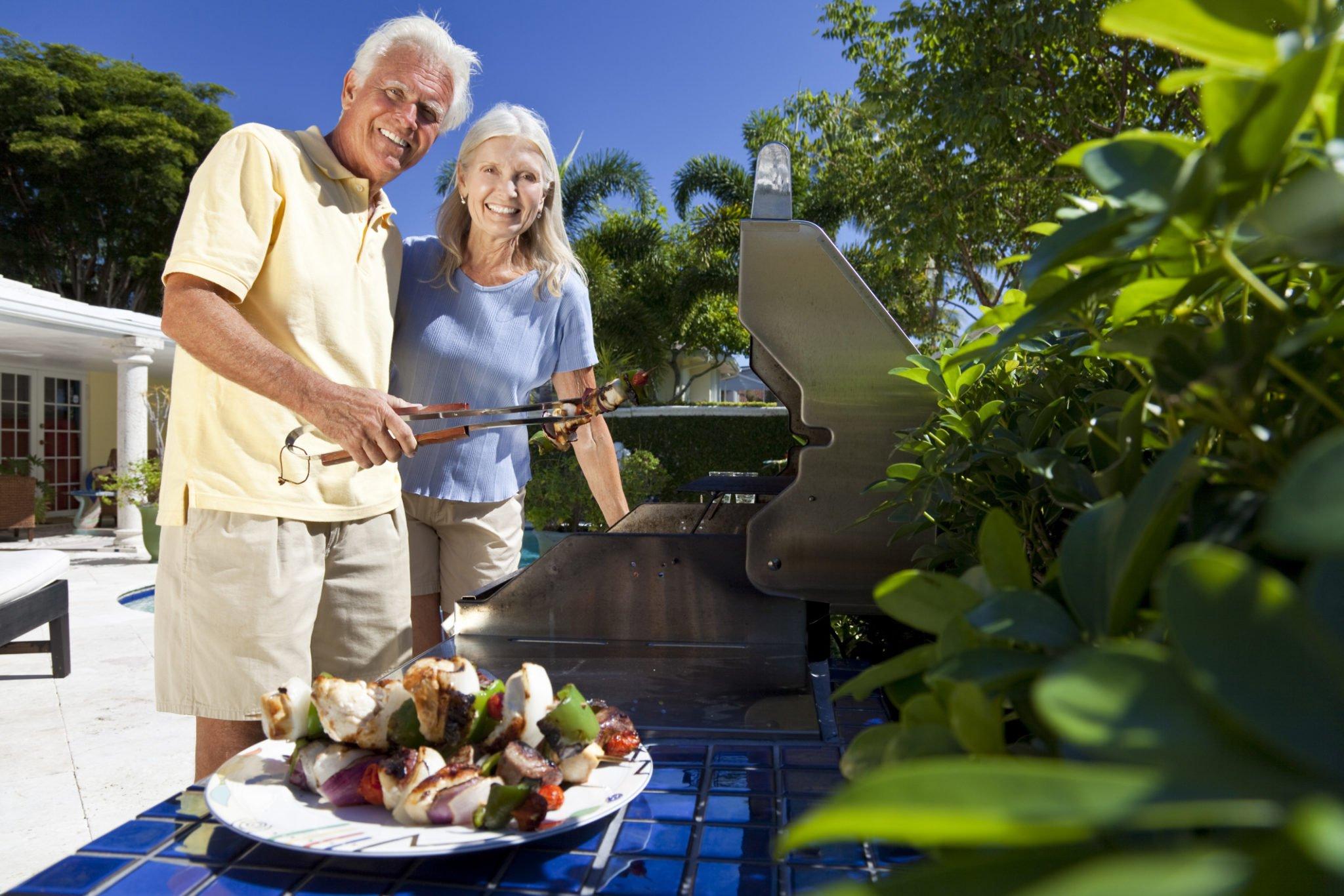 single senior citizens