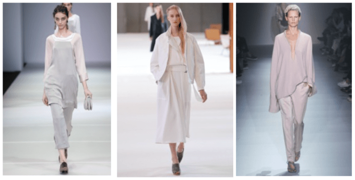 minimalist trends in fashion for 50 year olds