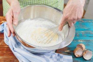 Egg Nog Cake Recipe