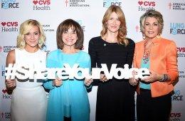 Valerie Harper, Laura Dern, Kellie Pickler