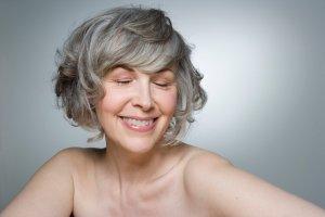 look stunning after menopause