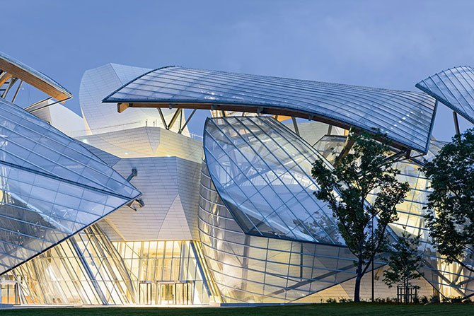Frank Gehry Fondation