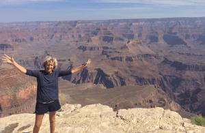 Dove Grand Canyon
