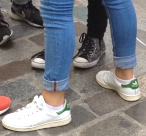 French Fashion Week Footwear