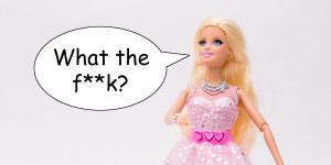 talking barbie