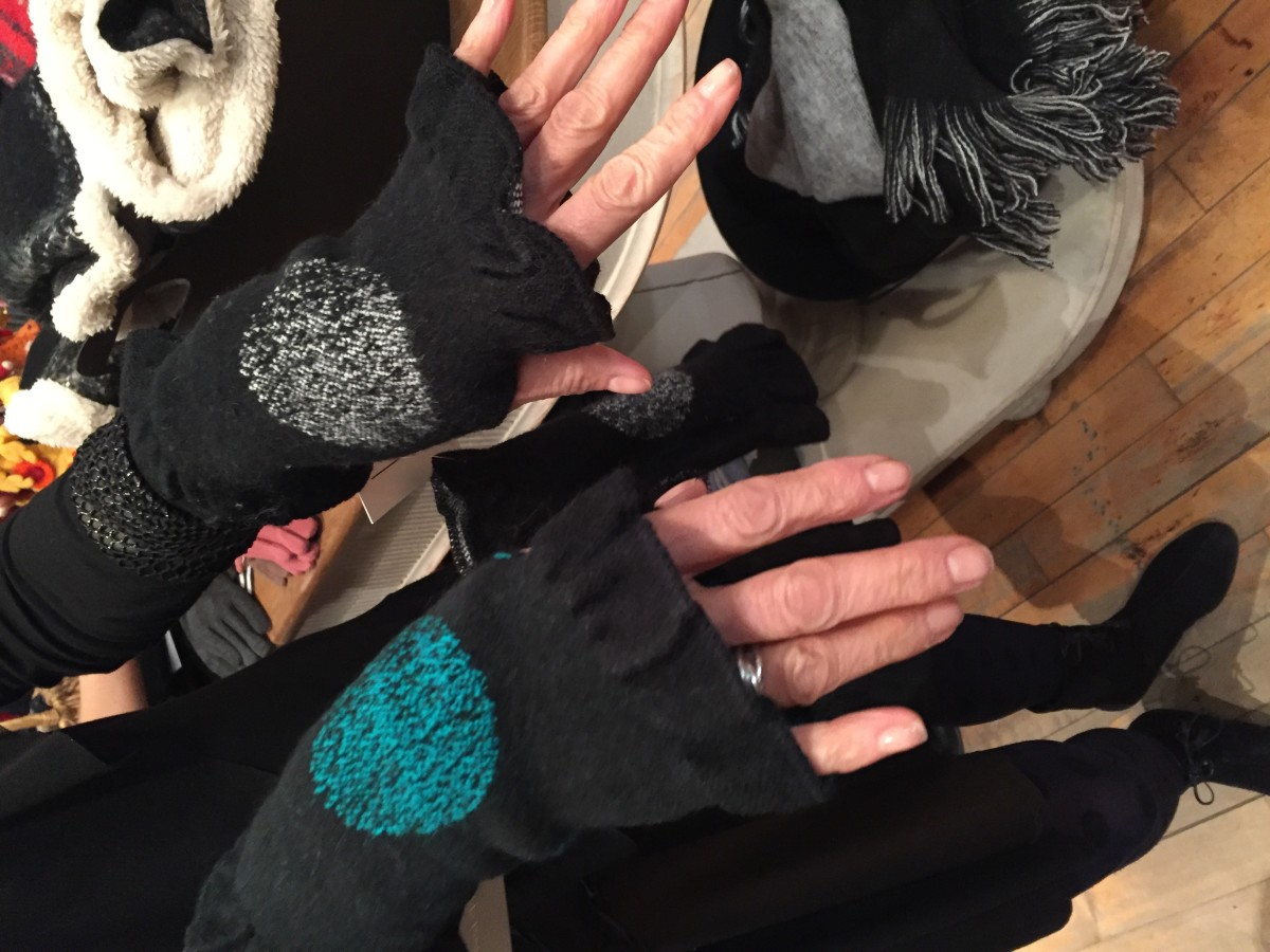 Fingerless Gloves fashion