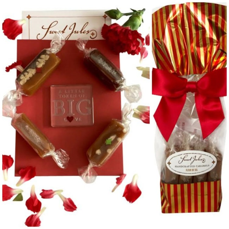 Sweet Jule Valentine's collage